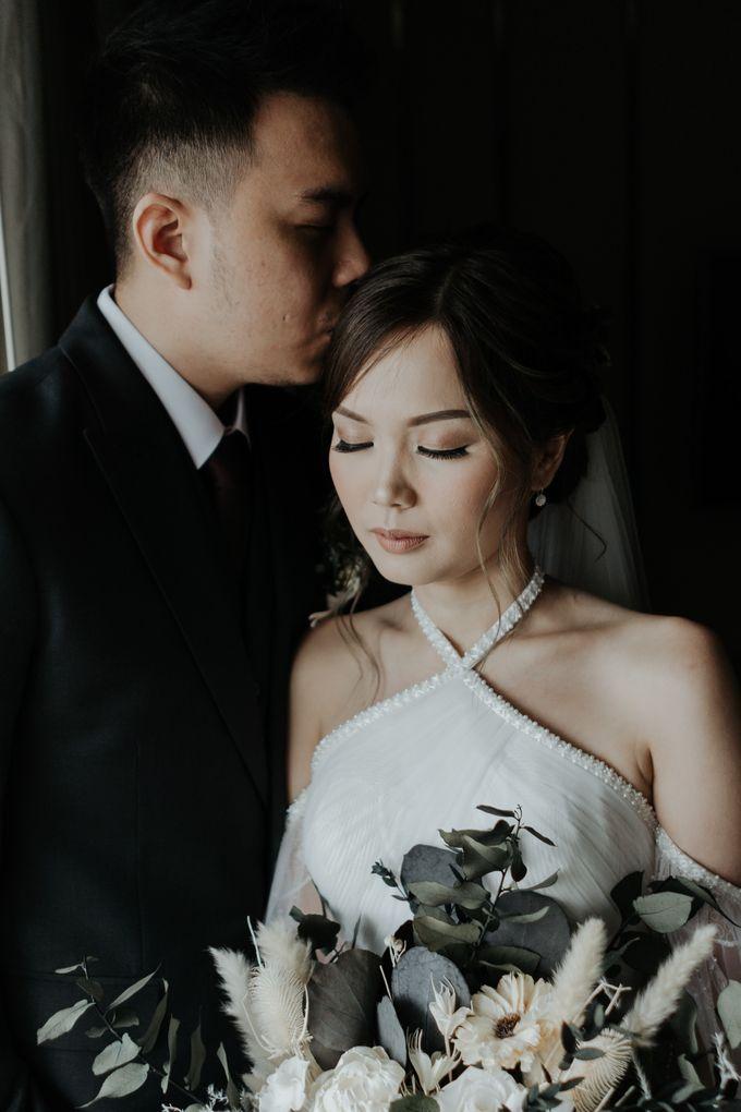 Sergio & Maria's Wedding by Cloche Atelier - 006
