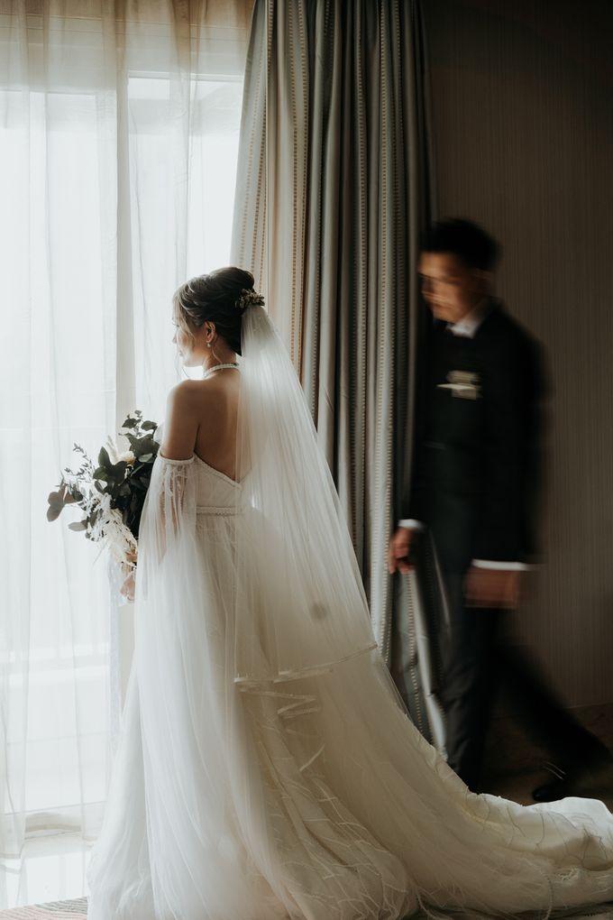 Sergio & Maria's Wedding by Cloche Atelier - 008