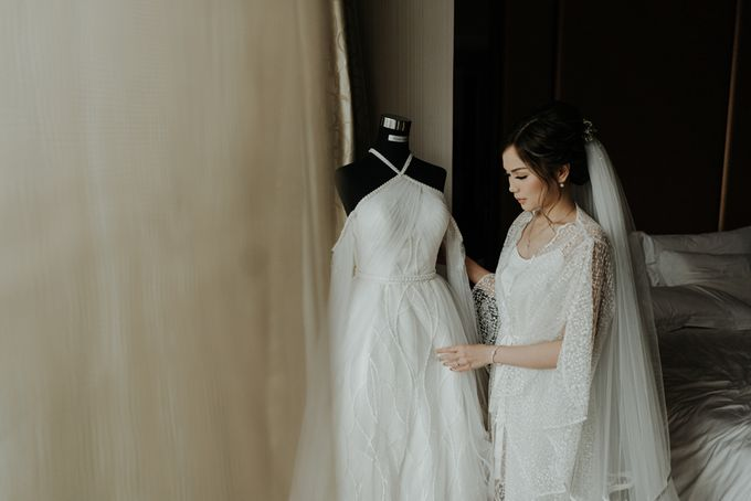 Sergio & Maria's Wedding by Cloche Atelier - 004