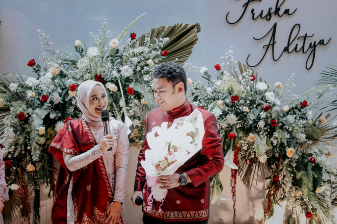 Friska & Aditya by Chic Rustique - 003