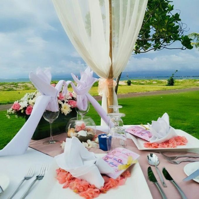 Weddings at Baruna Bali - Garden & Beach by Holiday Inn Resort Baruna Bali - 018