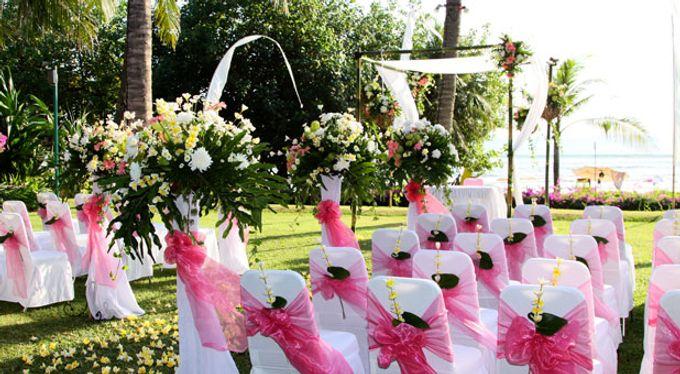 Bali Mandira Wedding by Bali Mandira Beach Resort & Spa - 007