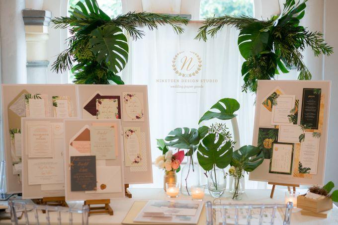 ALCOVE 1st WEDDING SHOWCASE IN CONJUNCTION WITH ETHEREAL 2018 BRIDAL COLLECTION by Nineteen Design Studio - 001