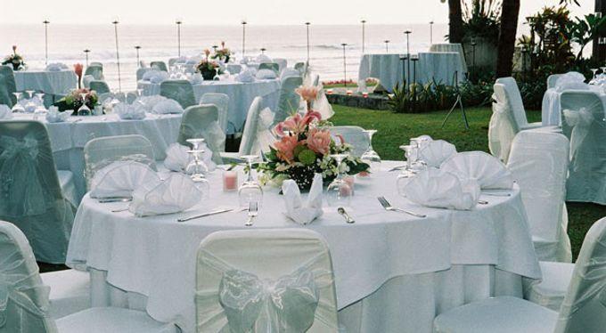 Bali Mandira Wedding by Bali Mandira Beach Resort & Spa - 005