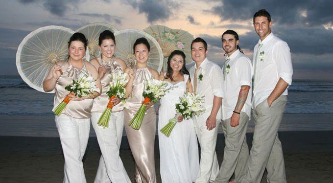 Bali Mandira Wedding by Bali Mandira Beach Resort & Spa - 004