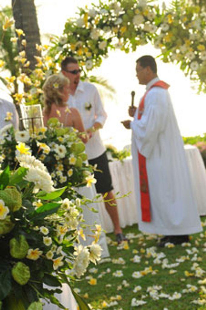 Bali Mandira Wedding by Bali Mandira Beach Resort & Spa - 003