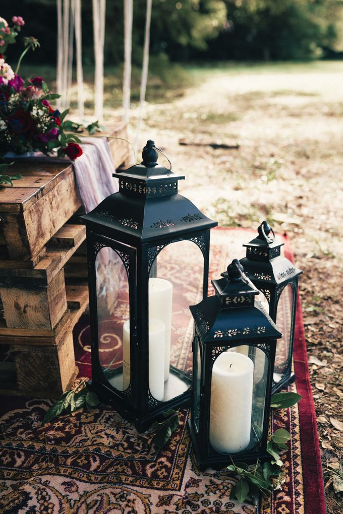 Bohemian Romance in the Woods by Le Conte Decor - 027
