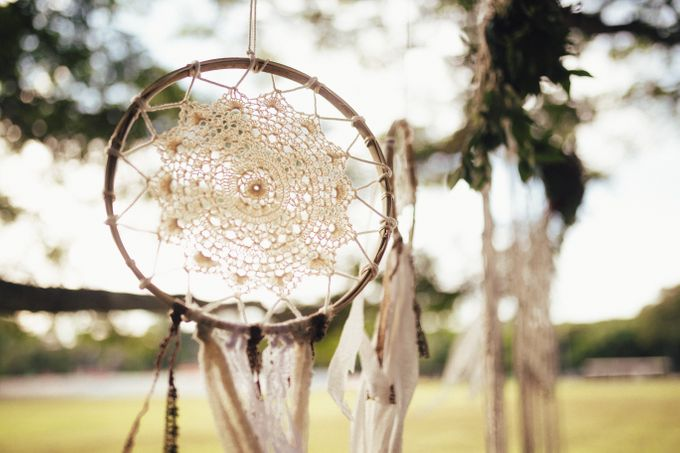 Bohemian Romance in the Woods by Le Conte Decor - 044