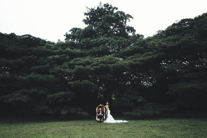 Bohemian Romance in the Woods by Le Conte Decor - 014