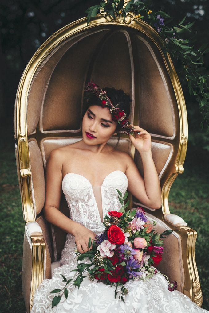 Bohemian Romance in the Woods by Rebecca Caroline - 011