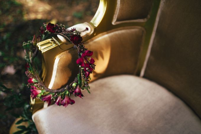 Bohemian Romance in the Woods by Le Conte Decor - 007
