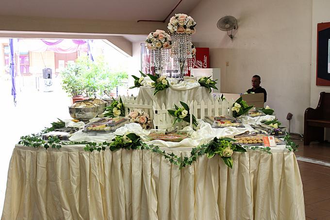 Paya Lebar Church Wedding by Manna Pot Catering - 015