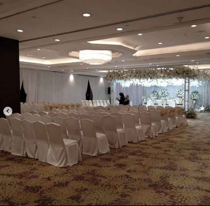 Wedding Agil Said Aqil & Siti Hajar Sofyan by Handy Talky Rental bbcom - 006