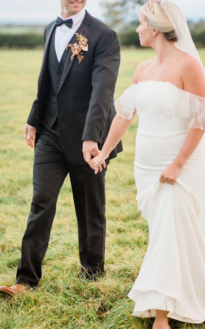 Rustic Farmyard Wedding by Seyi + Rochelle Photography - 014