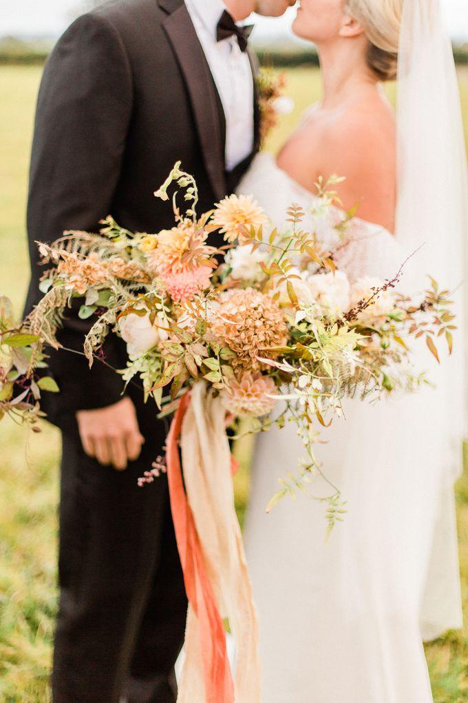 Rustic Farmyard Wedding by Seyi + Rochelle Photography - 015