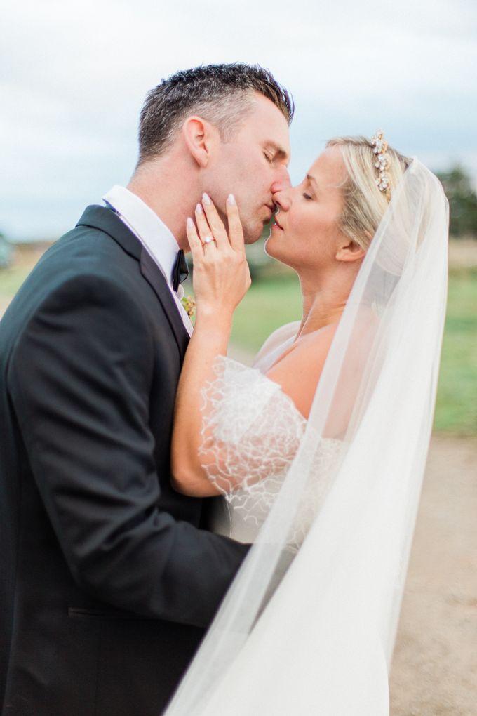 Rustic Farmyard Wedding by Seyi + Rochelle Photography - 009