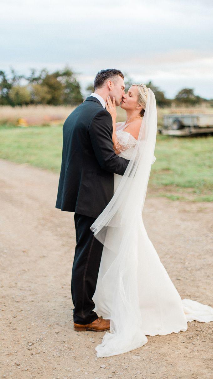 Rustic Farmyard Wedding by Seyi + Rochelle Photography - 010