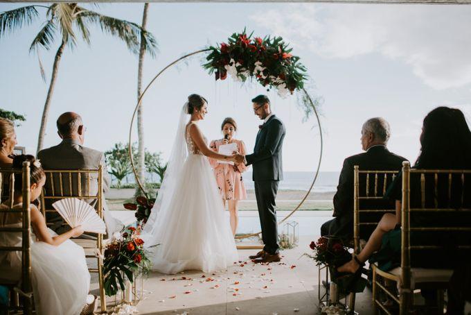 Sanaz & Fahbod Wedding by Villa Vedas - 003