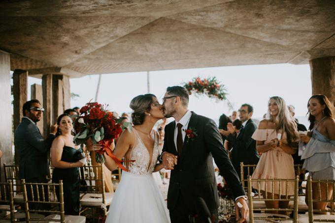 Sanaz & Fahbod Wedding by Villa Vedas - 004