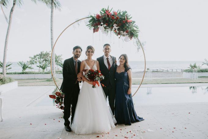 Sanaz & Fahbod Wedding by Villa Vedas - 005