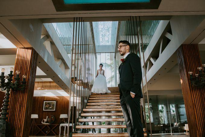 Sanaz & Fahbod Wedding by Villa Vedas - 006