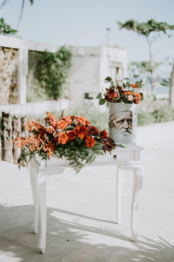 Sanaz & Fahbod Wedding by Villa Vedas - 015