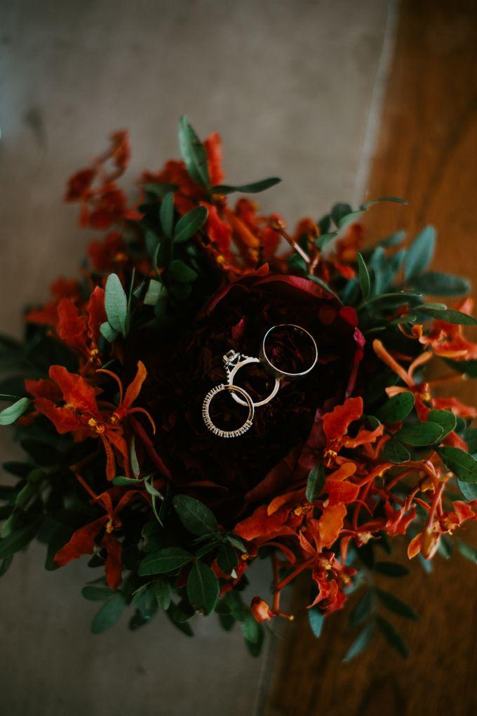 Sanaz & Fahbod Wedding by Villa Vedas - 017