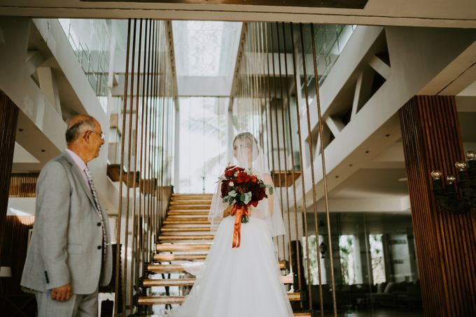 Sanaz & Fahbod Wedding by Villa Vedas - 018
