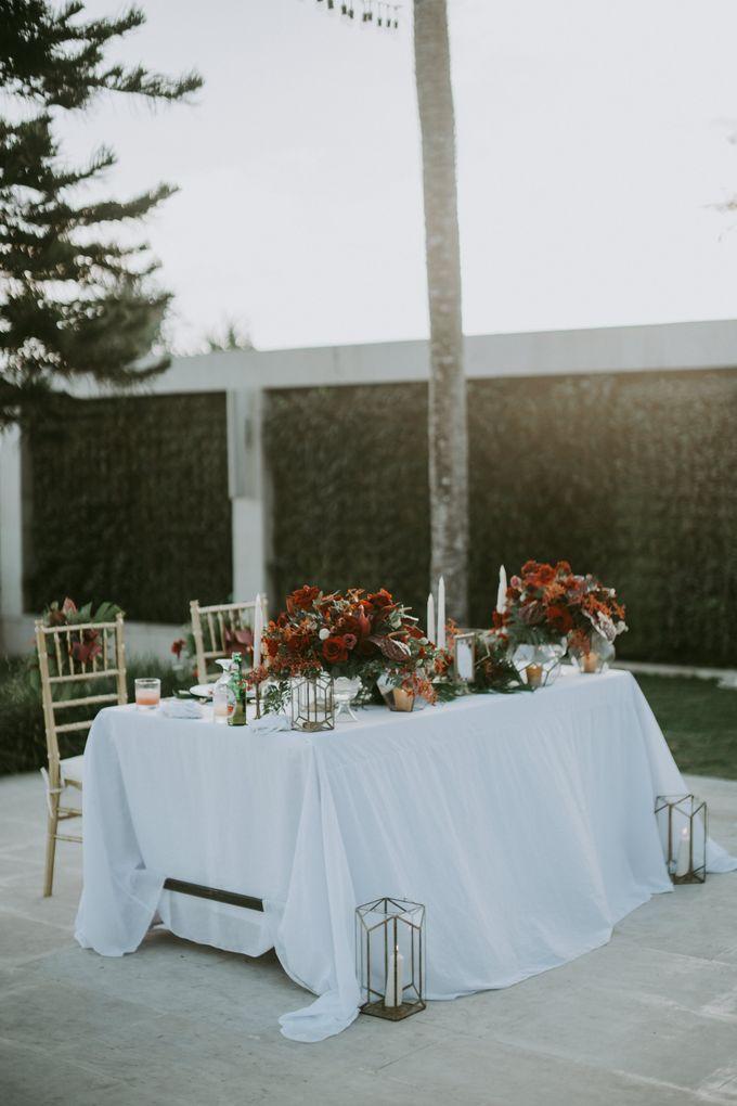 Sanaz & Fahbod Wedding by Villa Vedas - 023