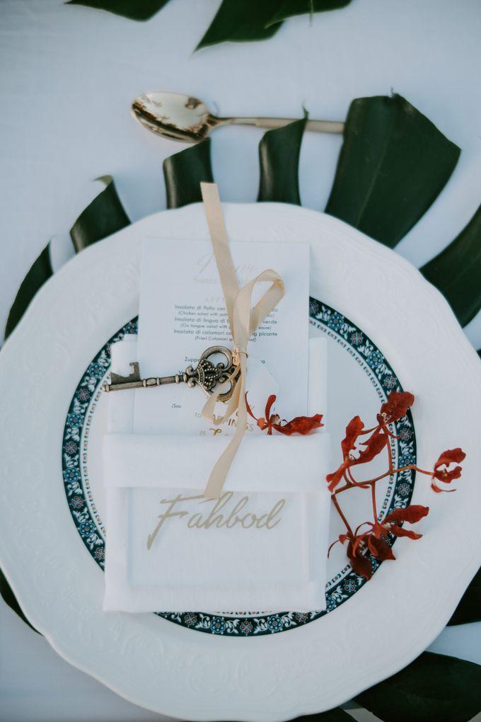 Sanaz & Fahbod Wedding by Villa Vedas - 025