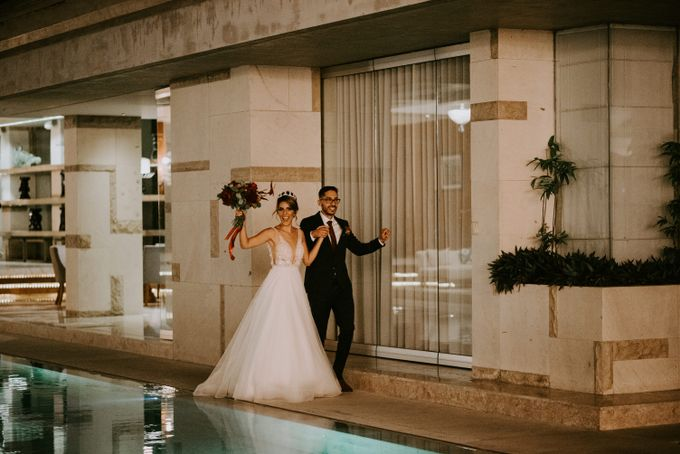 Sanaz & Fahbod Wedding by Villa Vedas - 034