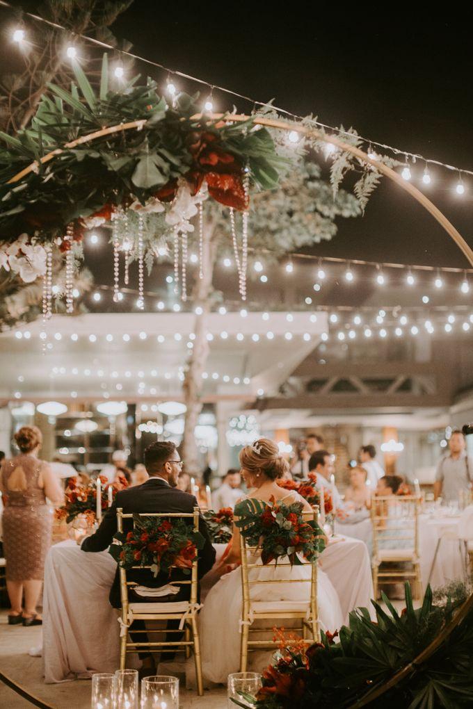 Sanaz & Fahbod Wedding by Villa Vedas - 035