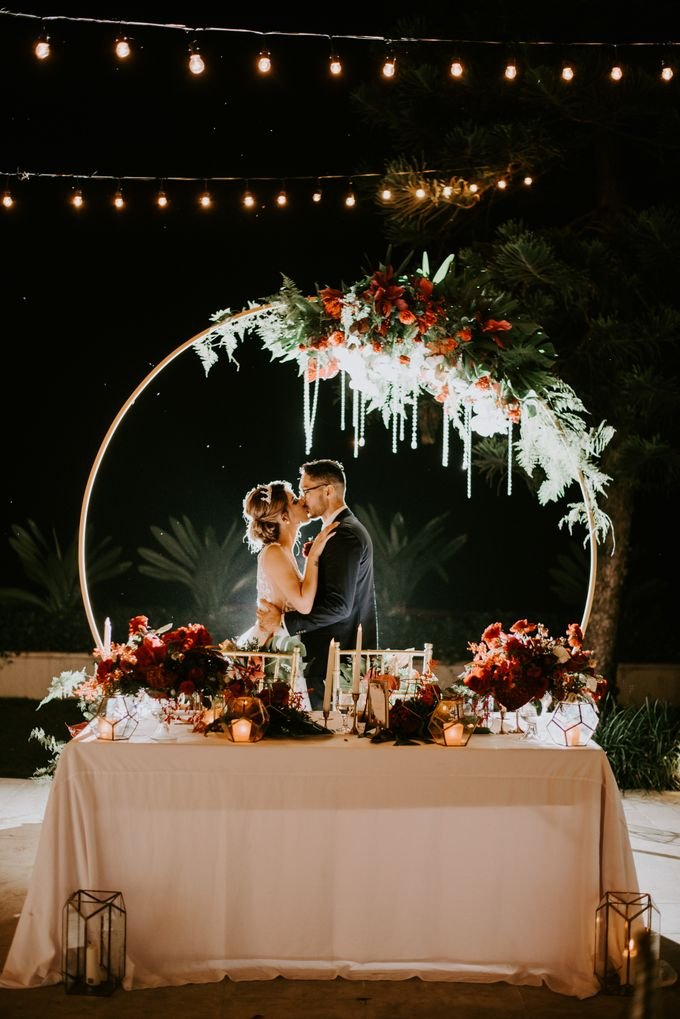 Sanaz & Fahbod Wedding by Villa Vedas - 042