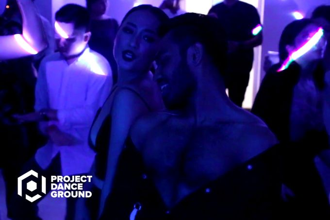 Jeffry Wellyhair and Christine Chaii Wedding Afterparty by Project Dance Ground - 006