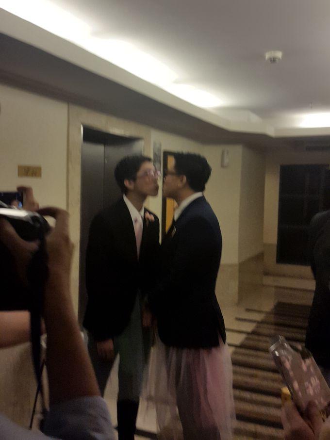 The Wedding Denny Oswaldo & Lusiana Tanudjaja by Red Hat Organizer - 024
