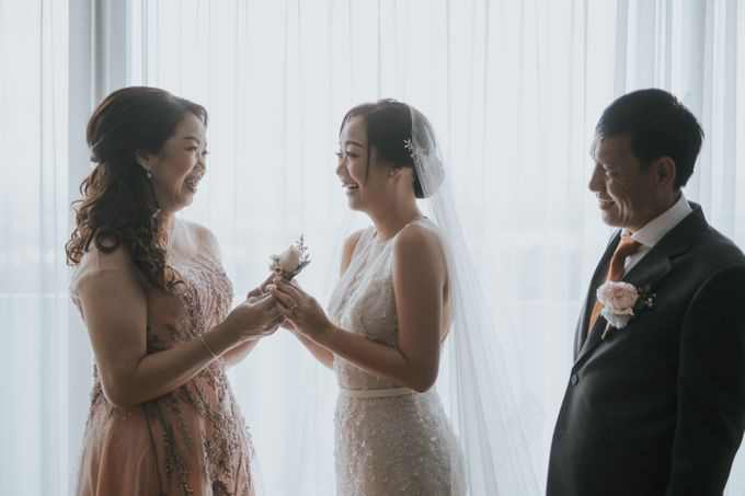 Steven & Catherin Wedding at Aston Cirebon by PRIDE Organizer - 002