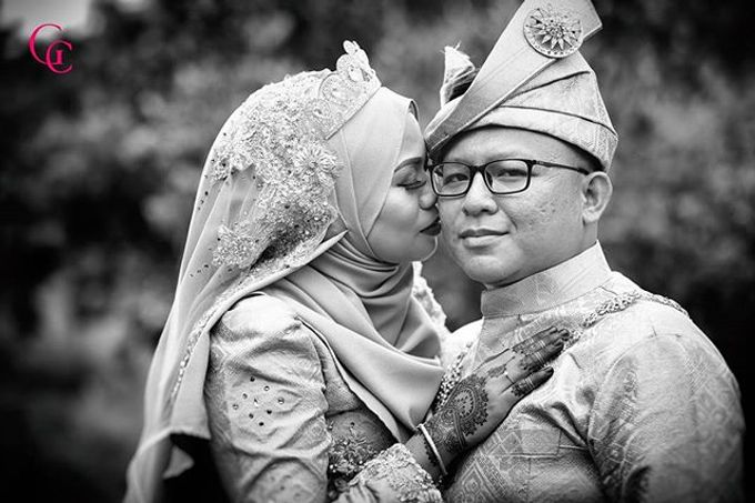 Wedding Reception and Portraiture by The Glamorous Capture - 005