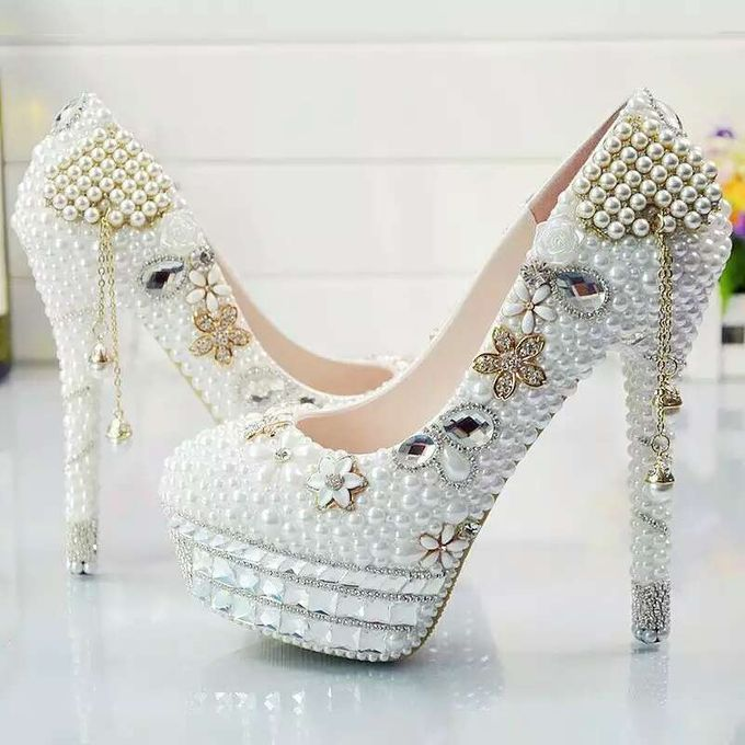WEDDING SHOES by TIANXI TRADING PTE LTD - 009
