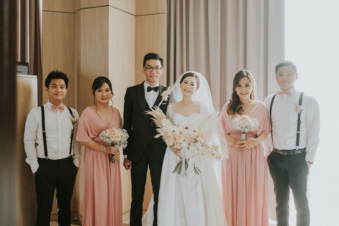 The Wedding of Shandy & Gracia by Hello Elleanor - 012