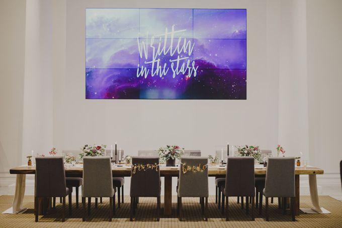 Written In The Stars by Everitt Weddings - 004