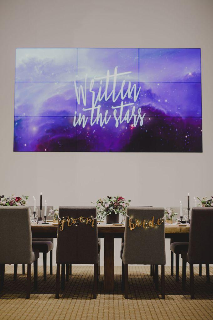 Written In The Stars by Everitt Weddings - 005