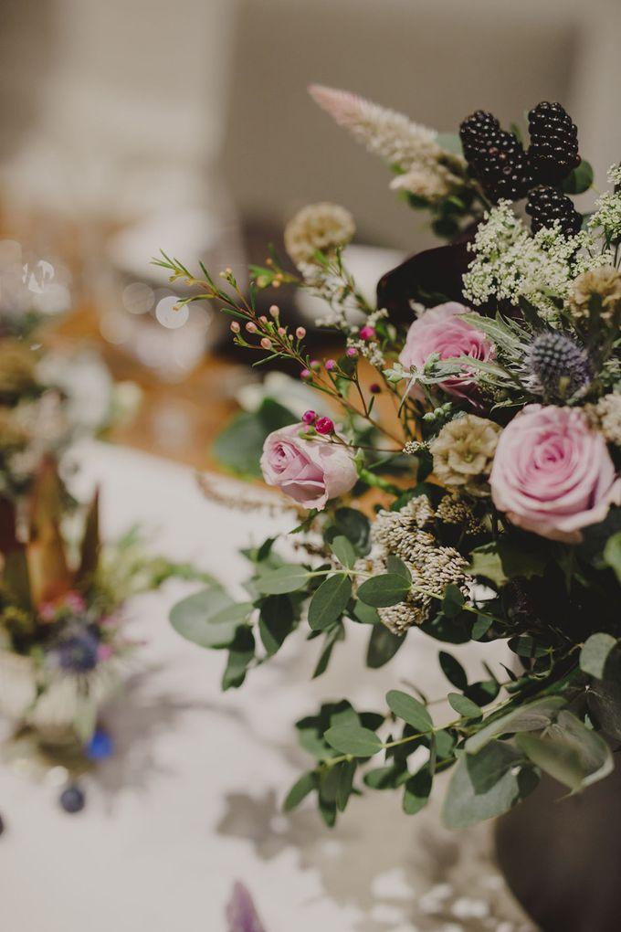 Written In The Stars by Everitt Weddings - 009