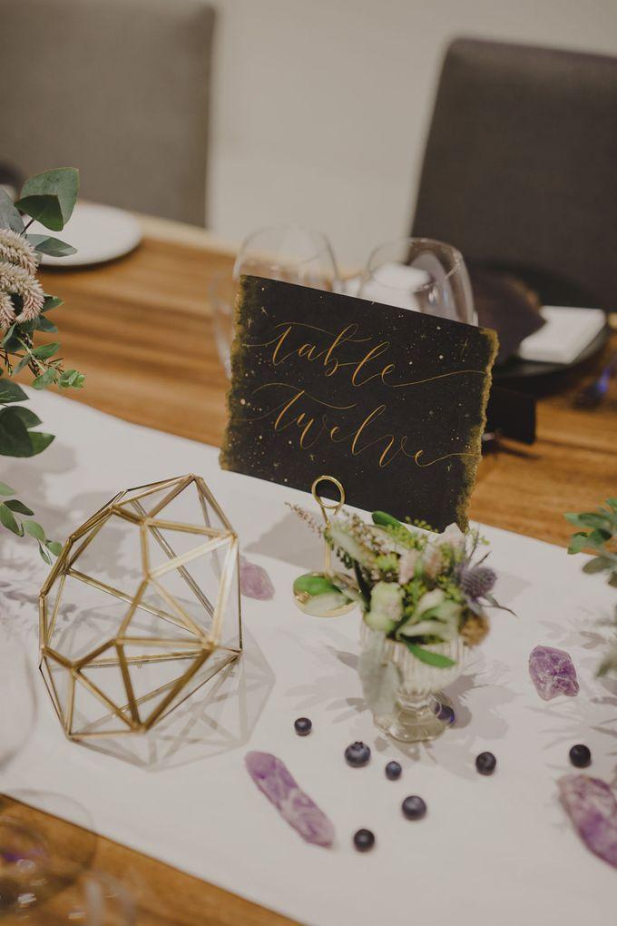 Written In The Stars by Everitt Weddings - 012