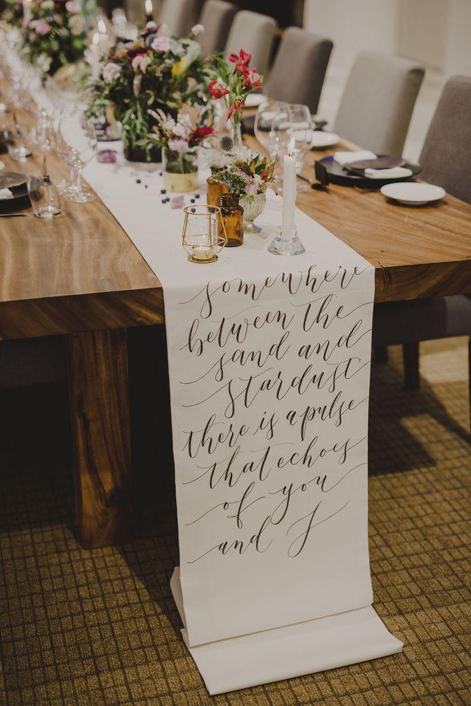 Written In The Stars by Everitt Weddings - 014