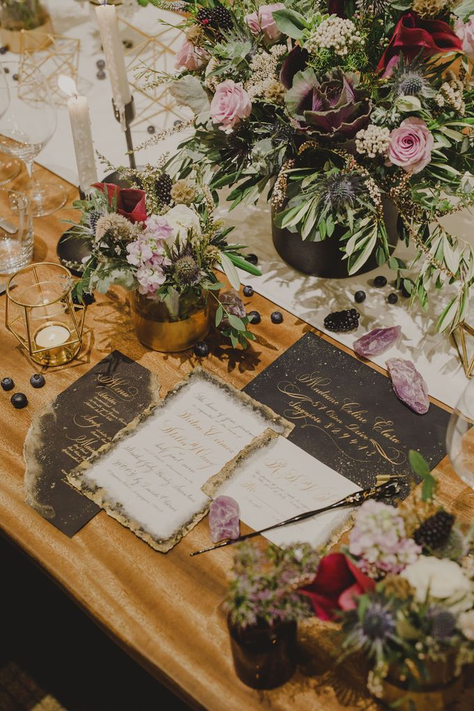 Written In The Stars by Everitt Weddings - 020