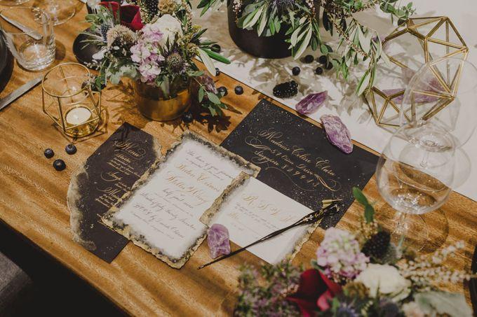 Written In The Stars by Everitt Weddings - 021