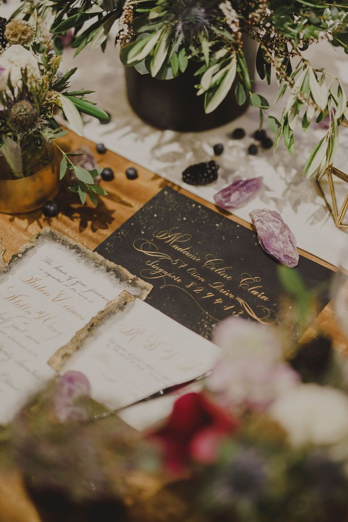 Written In The Stars by Everitt Weddings - 022