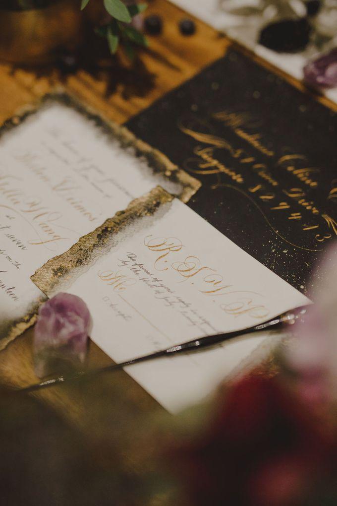 Written In The Stars by Everitt Weddings - 023