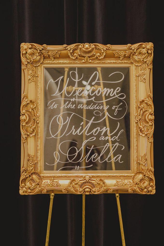 Written In The Stars by Everitt Weddings - 029