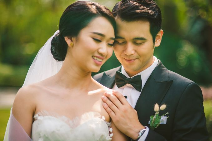 The Wedding of Arnold & Felicita by Shangri-La Hotel - 014